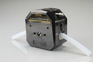 0-6000ml/min Industrial Peristaltic Pump Head High Flow Chemicals Resistant