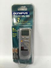 NIP Olympus Digital Voice Recorder VN-90 No Tape Needed 90 Minutes Recording