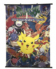 34.5/'/' ) Game NS Pokemon Melony Wall Scroll Poster free shipping(23.6/'/'