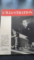 Rivista per Lettera Settimanale L'Illustrazione N° 4997 La Francia Eterna 1938