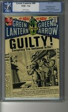 Green Lantern (1960) # 80 - PGX 9.6 White Pages - Guilty! - Neal Adams Cover