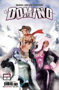 Marvel Domino #7 Comic Book