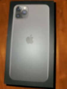 Apple iPhone 11 Pro Max - 256GB - Space Gray Unlocked A1261 Excellent 9/10!