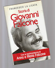 Storia di Giovanni Falcone - francesca la licata