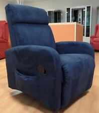 Fauteuil Relax 4 Zone Vibro Massant, Chauffage Zone Rachis Lombaire