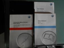 Volkswagen GOLF SW : notice d'utilisation 2014 +  pochette
