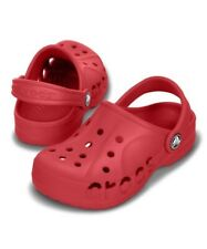 Crocs Baya Unisex Clog Men Size 10 - Women Size 12 RED Pepper