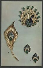 Chicago IL: c.1960 Advertising Postcard C.D. PEACOCK JEWELERS State & Monroe