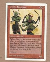 MTG - Goblin Recruiter - Anthologies - Uncommon EX/NM - Single Card