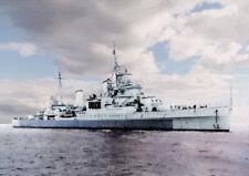 HMS SHEFFIELD WW2 - LIMITED EDITION ART (25)