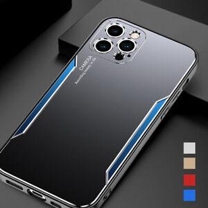 For iPhone 11 12 mini Pro Max X XR Xs Max SE 2020 7 8 Plus Thin Phone Back Case
