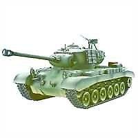 Tanques y vehículos militares de radiocontrol verdes