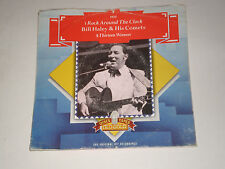 "BILL HALEY - ROCK AROUND THE CLOCK  - OLD GOLD 7"" SINGLE - EXC."