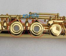 Flute Parts : 100 pieces new Flute repair parts,Flute Open Hole Plugs