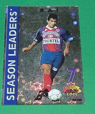 RAI FOOTBALL CARD 1994-1995 PARIS SAINT-GERMAIN PSG PANINI