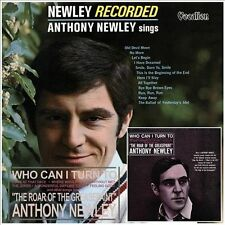 Newley Recorded & Who Can I Turn To by Anthony Newley (CD, Feb-2014, Vocalion)