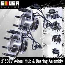 2 PCS FRONT Wheel Hub&Bearing fit 03 04 05 Dodge RAM 2500 3500 8LUG 2WD 515089