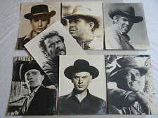 steve mcqueen LES 7 MERCENAIRES The Magnificent Seven photos geantes prestige