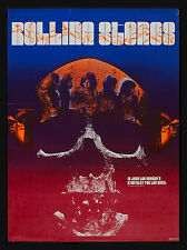 SYMPATHY FOR THE DEVIL * CineMasterpieces RARE MOVIE POSTER ROLLING STONES 1969