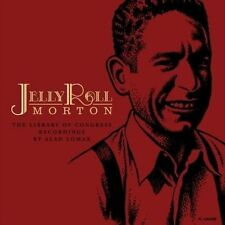 The Library of Congress Recordings by Jelly Roll Morton (CD, Apr-2007, Rounder)