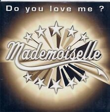 CD SINGLE 2 TITRES--MADEMOISELLE--DO YOU LOVE ME--