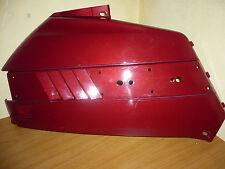 Fiancata carenatura Dx fairing Peugeot Metropolis 50  Rossa