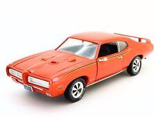 1:18 ERTL American Muscle - 1969 Pontiac GTO Judge Orange