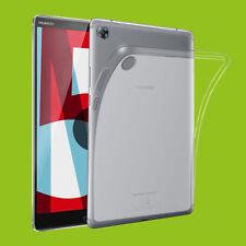 Für Huawei MediaPad M5 10.8 Transparent Tasche Hülle Case TPU Silikon Cover dünn