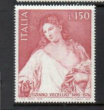 ITALY MNH 1976 SG1485 400TH DEATH ANV OF TITIAN