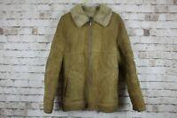 "Sheepskin Coat Chest size 40"" No.Z126 01/3"
