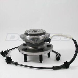 Wheel Bearing and Hub Assembly Front IAP Dura 295-15003