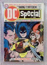 DC SPECIAL #1, Graded 7.7 by MCG-MW Com. Grading, DC 1969 (make offer I'm easy)