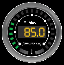 INNOVATE MTX-D Oil Pressure & Temperature Gauge 3852 / 3913