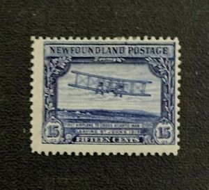 Newfoundland Stamp #156 Mint Hinged