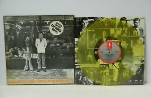 Ian Dury New Boots and Panties 1986 Reissue LP Yellow Vinyl Demon FIEND63 EX/VG