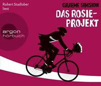 ROBERT STADLOBER - DAS ROSIE-PROJEKT (SA) 5 CD NEW