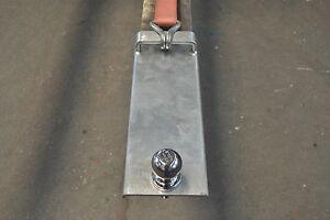 Rangierhilfe Innenmaß 160 mm für Gabelstapler Radlader Stapler Anhängerkupplung
