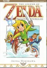 MANGA - The Legend of Zelda - Phantom Hourglass - Jpop - USATO Ottimo