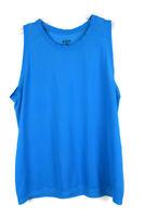 PATAGONIA Women's Blue Sleeveless Athletic Tank Top Blouse Size M