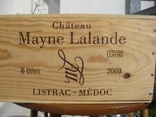 CHATEAU MAYNE LALANDE 2009 *** 1 OHK MIT 6 FLASCHEN *** GROSSARTIGER WEIN!!!