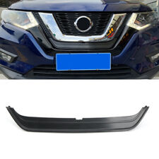 for Nissan Rogue 2017 2018 2019 Front Center Bottom Grille Net Cover Trim