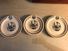Rare WV State Parks, Carr China, Restaurant Ware, Old Vintage Seal