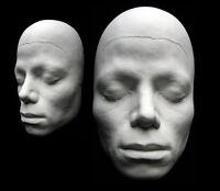 Michael Jackson Life Mask/Cast From Thriller Video, Sculptor William Forsche