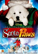 The Search for Santa Paws (DVD, 2010)