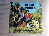 BLACK POWER Mornas Coladeras LP Africa Cabo Verde AFRO DANCEFLOOR