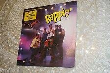 Rappin' LP 1985 Soundtrack PROMO RARE Rap Old School Vinyl Play Graded GOOD