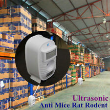 New listing Electronic Moving Sensor Dc Power Flash Ultrasonic Anti Mice Rat Rodent Repeller