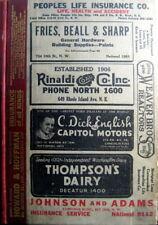 1935 Boyd's Washington DC City Directory