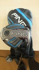 Ping G Driver 9 degrees