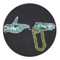 Run The Jewels - Logo Slipmat Black